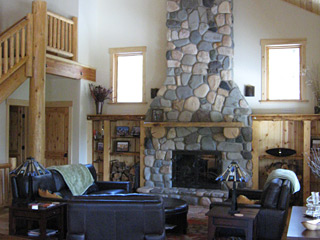 Summit Builders LLC | Methow Valley Construction | Remodels & Renovations | 'During' Photo